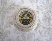 DMC 644 Medium Beige Gray Size 12 Perle Cotton Thread