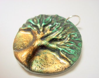 Tree of Life Pendant Handmade