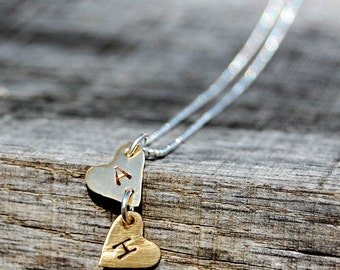 Close to My Heart Monogram necklace