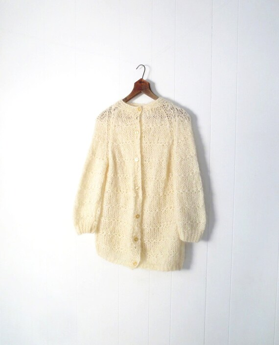 Vintage Mohair Sweater 116