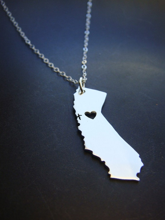 California Love Location of Heart is Made to Order