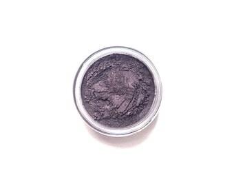 Plum - Dusty Amethyst Purple Mineral Eyeshadow - Handcrafted Makeup