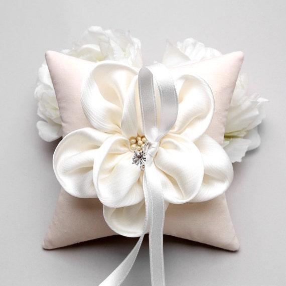 de mariage oreiller, oreiller de bague de mariée, oreiller anneau ...