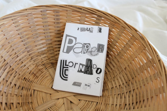 Paper Tornados Mini Zine- Issue Two
