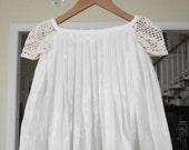 Flower girl dress - custom order for Tiffany