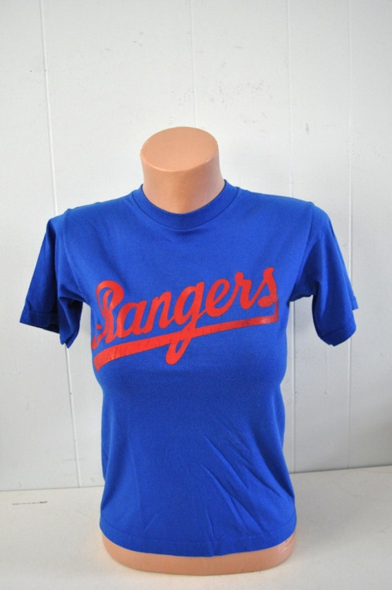 Vintage tshirt texas rangers tx baseball jersey number 2 for Texas baseball t shirt