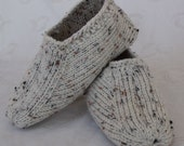Super Awesome Crocheted Slippers - For Men and Women