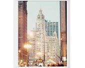 Chicago 10 (Wrigley Building) // 8x10 Fine Art Giclée Print // Photography