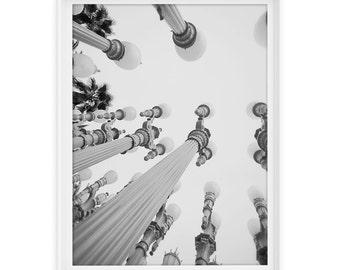 Los Angeles 14 (Lamp Post) // Fine Art Giclée Print // Photography