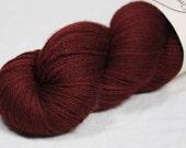 Merino Drip - Crimson