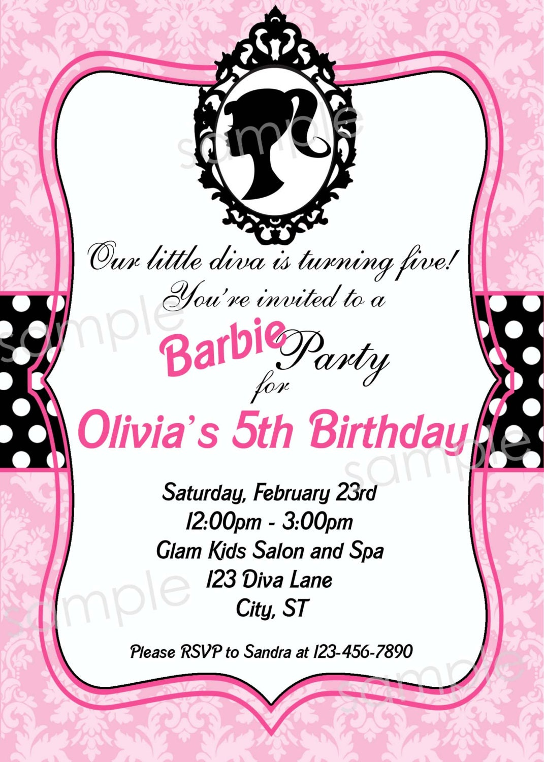 Create Online Birthday Invitations with nice invitation design