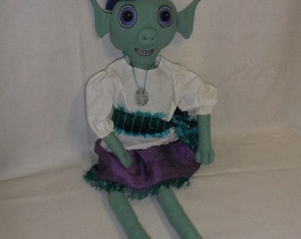 Limpet the Goblin Doll