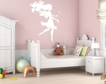 Vinyl Wall Decal Sticker Magical Fairy OSAA1205B