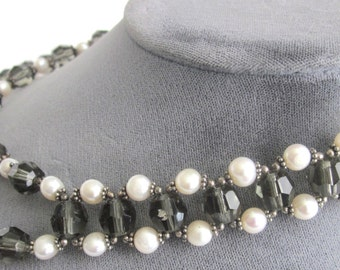Sterling & Freshwater Pearl Necklace