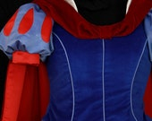 Adult Snow White Deluxe Costume Custom Made