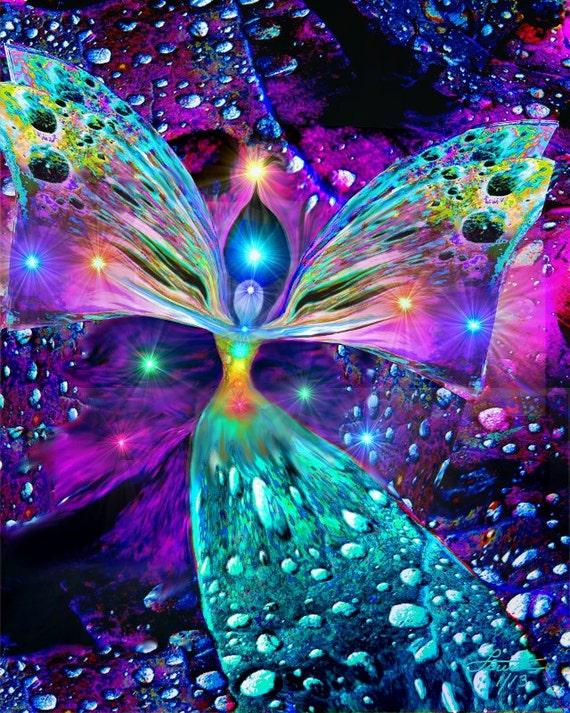 how to see spiritual energy