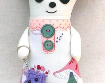 ON SALE Plush Softie Doll Celeste