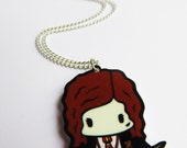 Clever Witch - Charm Necklace