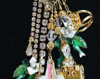 Lunch At The Ritz - Extremely Persuasive Brooch
