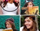I Heart Harry Potter (Choose Your Style) Headband