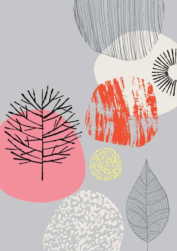 Nature No3, limited edition giclee print