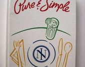 Neiman Marcus Cookbook 1992 - Pure & Simple - HB - Nice Condition