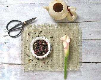 Passion Petal Oolong Tea • 6 oz. Kraft Bag • Fruit Loose Leaf Tea Blend
