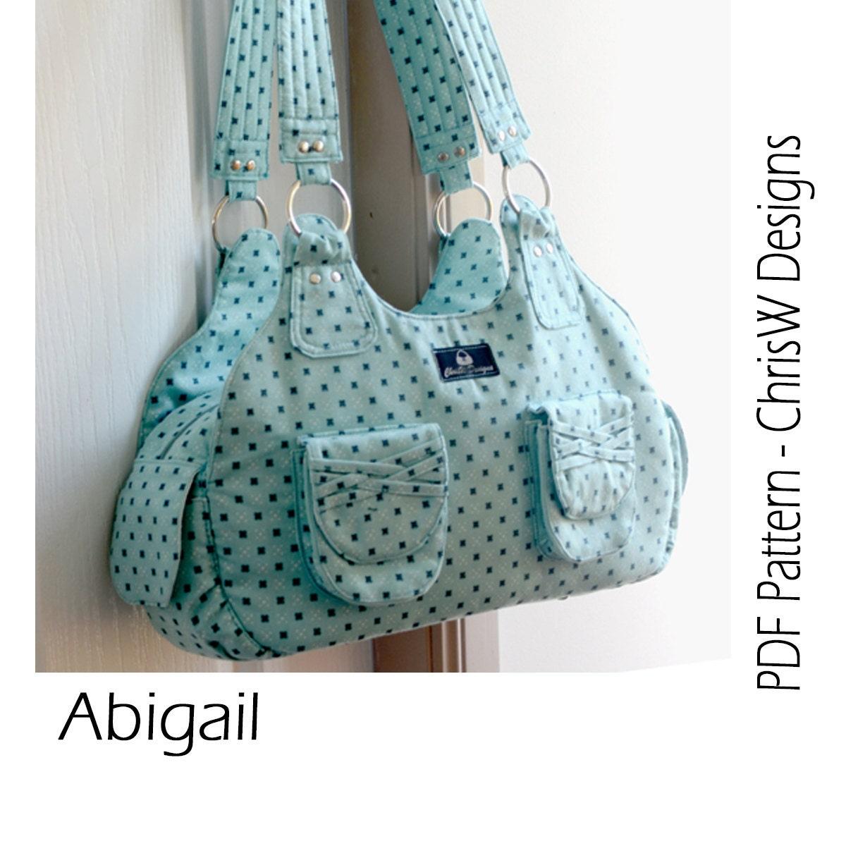 100 Free Tote Bag Patterns