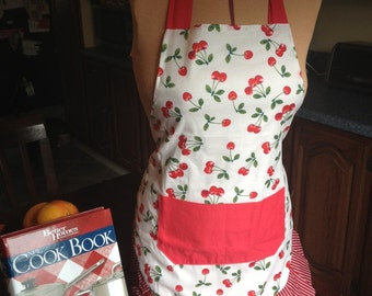 Fantastic Gift of Apron and Cook Book for any Girl