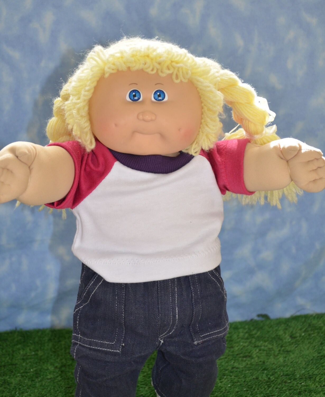 cabbage patch doll clothes for 16 18 by soulyautographed
