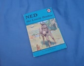 Vintage Ladybird Book Ned the Lonely Donkey Series 497 1970s Matt Covers