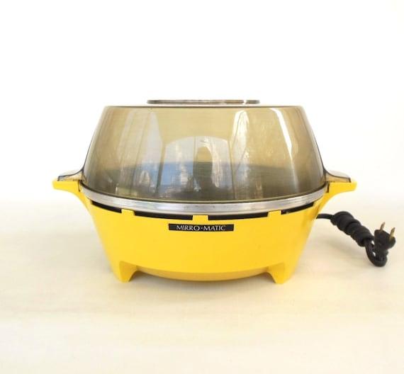 mirro popcorn popper m0342 1970s kitchen small by