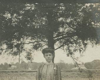 Victorian Girl Photograph Antique Portrait