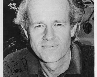 Signed Mike Farrell Photograph