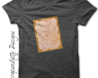 Breakfast Pastry Iron on Transfer - Food Iron on Shirt PDF / Kids Girls Clothing Tops / Pop Culture Shirt / Clothes Toddler Tshirt IT6