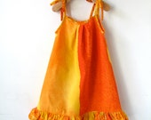 Marimekko Print - Size 18 Month Sundress