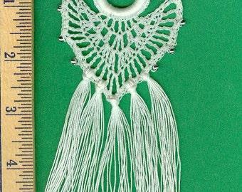 Betty's Crocheted Angel