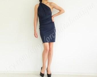 Convertible Infinity Wrap Chameleon Mini Dress