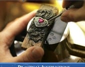 How To MAKE JEWELRY Practical Instructions From a Manufacturing Jeweler illustrated 283 Pages