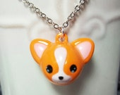 RESERVE listing for Dawnedolittle Kids Chihuahua Necklace For a Child  Children Gift  Birthday Gift  Childs Necklace