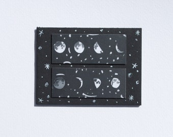 The Phases of the Moon Magnets