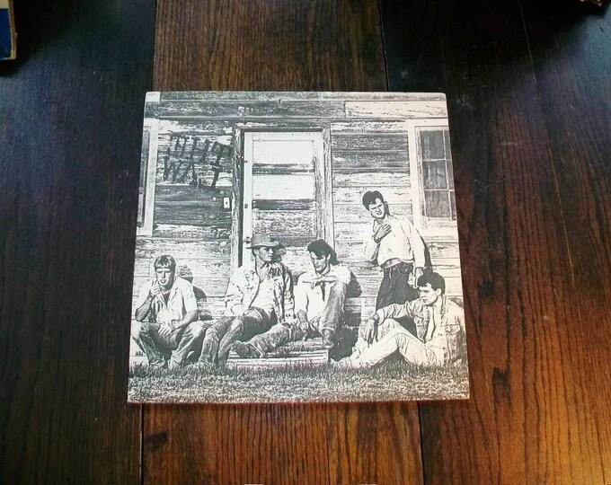 The Law Record Album 1986