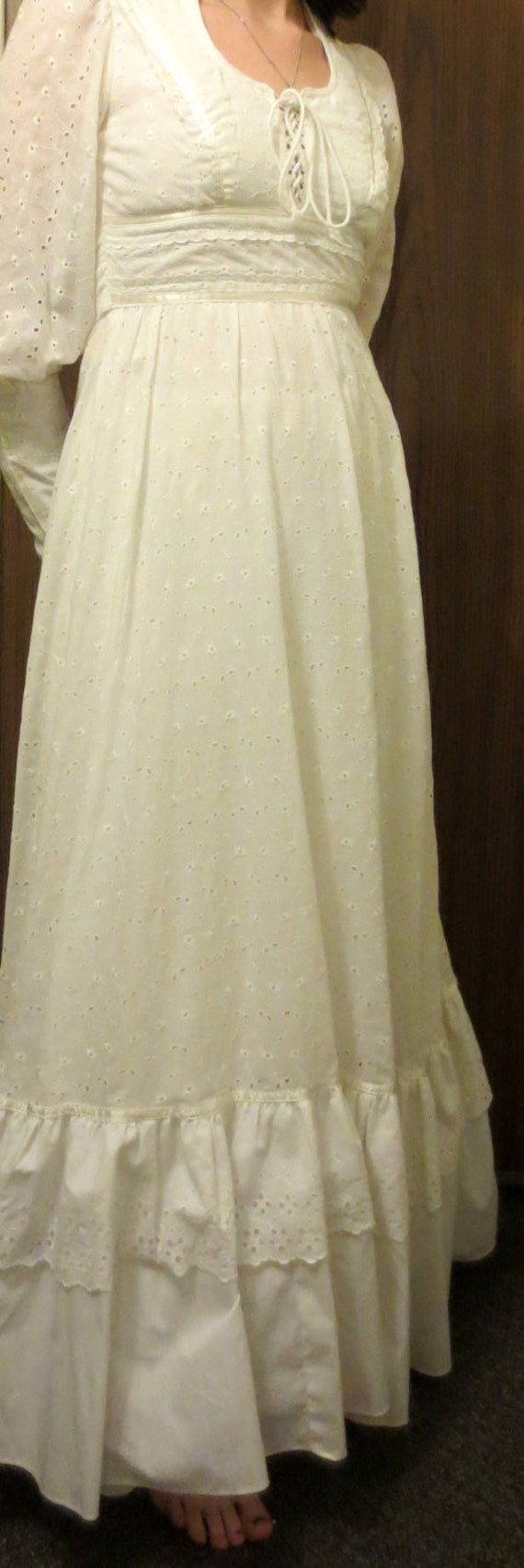 Vintage gunne sax by jessica san francisco by for Vintage wedding dresses san diego