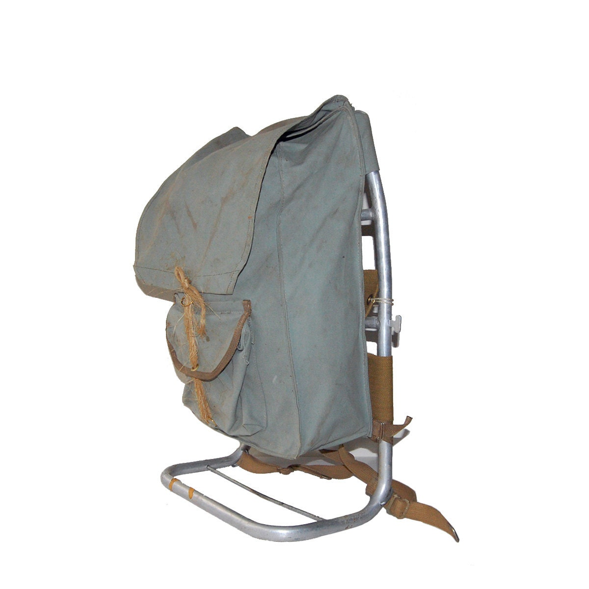 1960s Camp Trails Canvas Hiking Backpack By Peterbest On Etsy