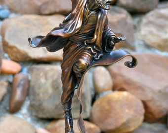 "The Conversion of St. Paul, bronze sculpture, edition 70, 18""x8"""
