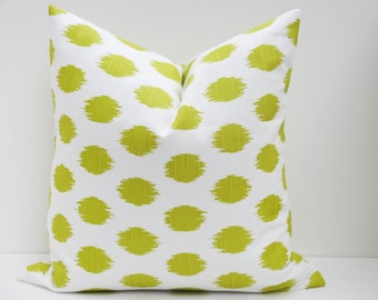 euro pillow dark green pillow cover throw pillow cover