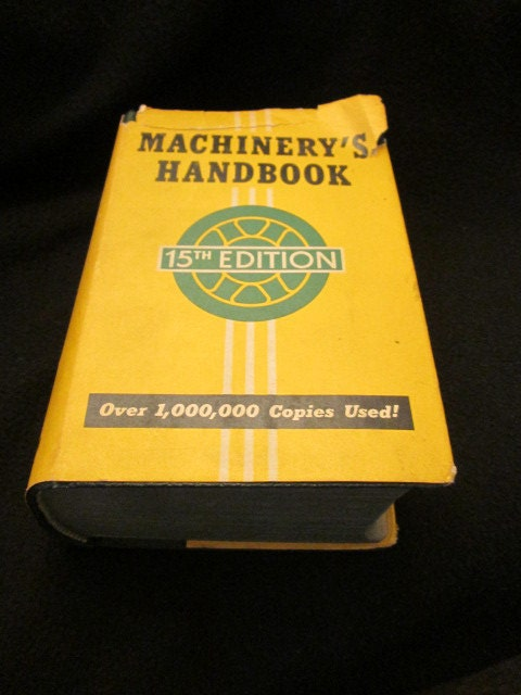 machinery handbook sample pages