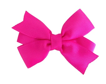 YOU PICK color hair bow - 3 inch hair bows, hair bows, girls bows, baby bows, girls hair bows, toddler bows, pinwheel bows, hair bow, bows