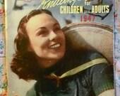 1947 Australian Womans Weekly Knitting Book
