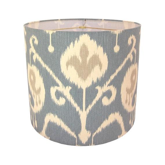 lamp shade ikat lampshade magnolia home fashions java ikat